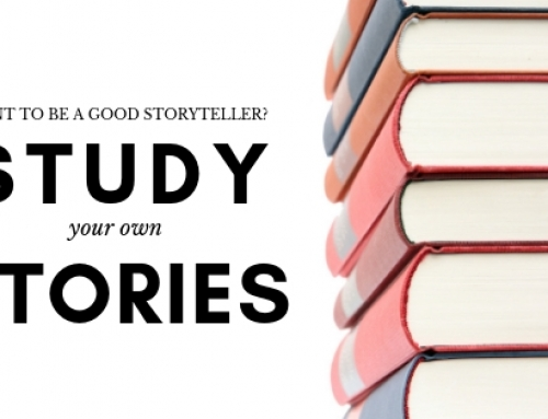Who wrote the book on storytelling? It could be you …