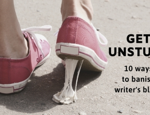 Get unstuck: 10 ways to banish writer's block