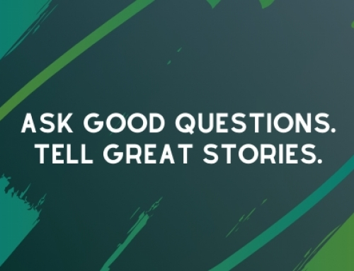 No joke: serious questions for smart storytellers