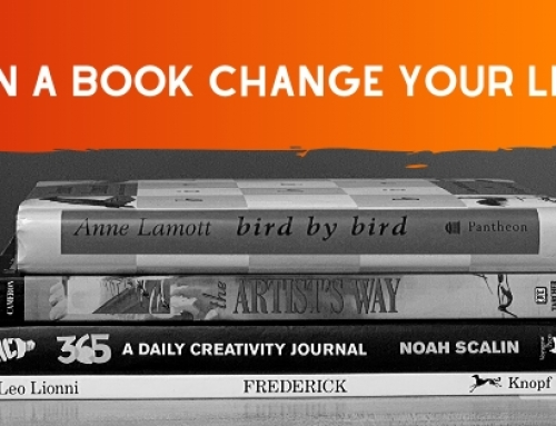 4 books that will change your creative life